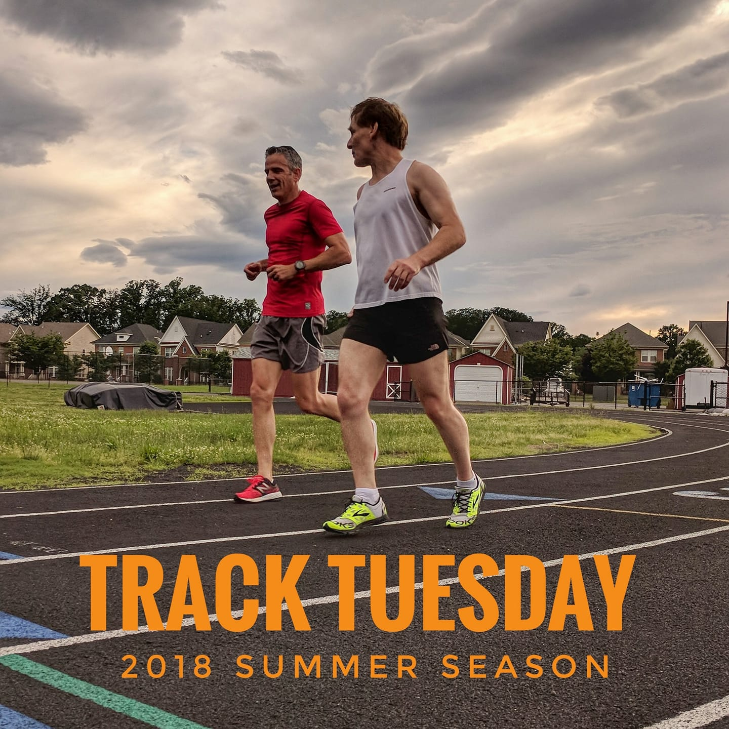 Track Tuesday