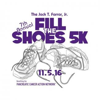 Fill the shoes 2016 Logo